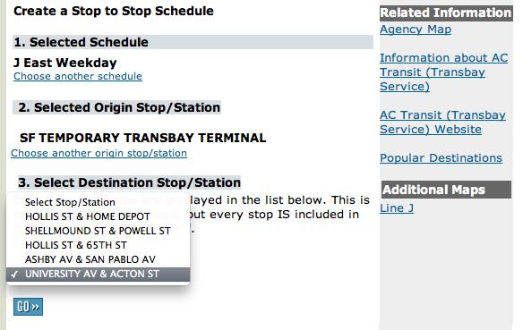 commute schedule visualizer stefan klocek