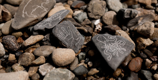 Stone sketch collection